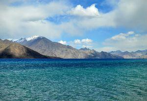 Through the land of great ladakh!