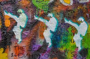 John Lennon Wall - Prague. For the fans of John Lennon