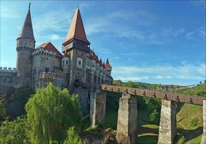 Road-tripping in Romania