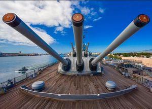 Spendid and Memorable to USS Arizona Memorial