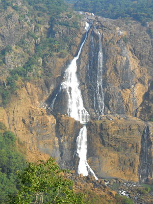 Simlipal, the unexplored National Park of Odisha.