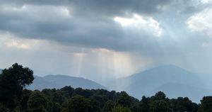 Rain and Ravangla