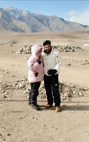 A cutoff from the world - Chadar trek