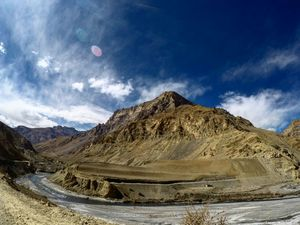 Spiti – An abode of Gods, as this is no place for men!