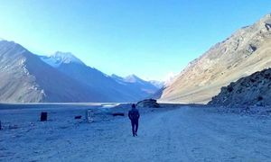 PART II : Entering Spiti Valley via Batal