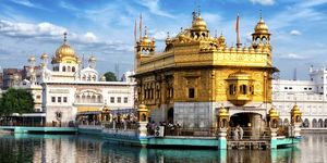 72 hours in the land of Golden Temple