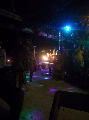 One Drunk Night @Koh PHI PHI Island