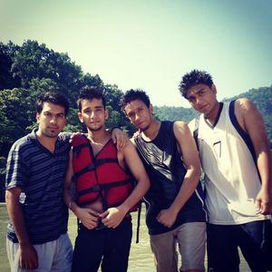 A adventurous trip to Rishikesh