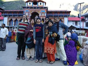 15 Year Old's Char Dham Yatra : India