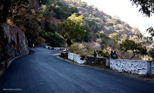 Bike ride to Mount Abu- An Oasis in the desert !