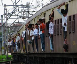 THE CHUG-CHUG LIFE: Typical People You Encounter During A Train Ride