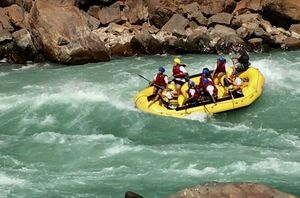 Grab Your Girl Gang and Surf the Ganges at the 'All Women White River Rafting Expedition' By PepTurf