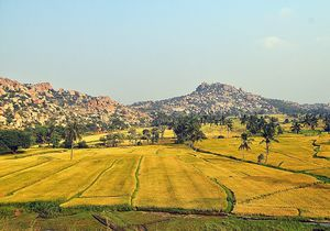 Hampi: Criss-crossing between History and Mythology