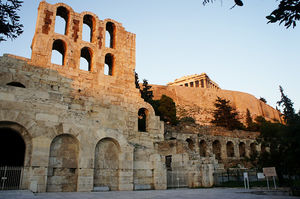 Odeon of Herodes Atticus 1/6 by Tripoto