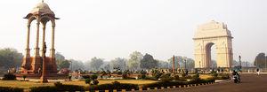 My love for Delhi