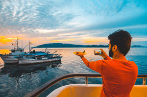 Sabah, A Must-Go Place for Sunset Lovers