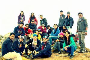 Chandrashilla & Tungnath Trek - 13420 Ft