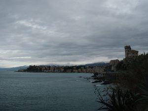 Walking at the heart of Genoa