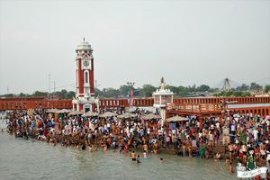 What to do when in Haridwar
