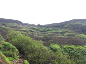 Trek to Visapur Fort