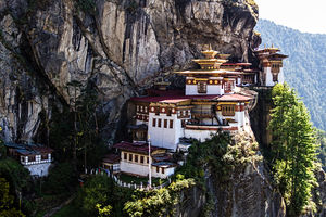 Places To Visit In The Indomitable Land Of The Thunder Dragon: Bhutan