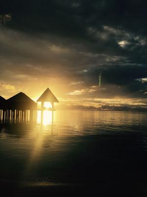 Maldives – The Endless Shades Of Blue!!