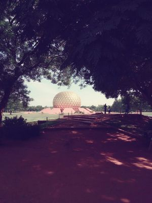 Here's why Auroville-The city of Dawn, should be your next travel destination!