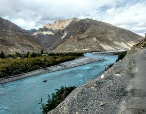 Kinnaur-Spiti Valley Circuit by Public Transport