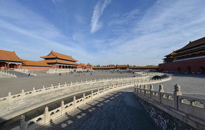 Beijing Private City Day Tour: Explore the Old Central Axis