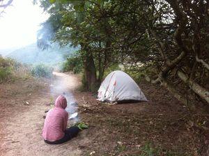 Hiking MacLehose Trail in Hong Kong Pt 2
