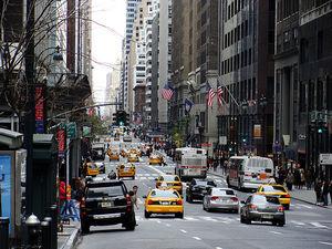Madison Avenue 1/2 by Tripoto