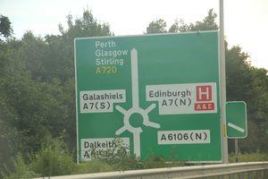 Scotland, the highlands!