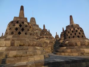 Borobudur Temple 1/11 by Tripoto