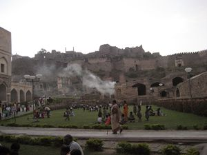 Golconda Fort – Ramdas Jail