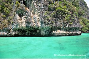 A tale of crafted rocks – Lesser known Thai islands Bida Nok, Bida Noi and Bamboo Island