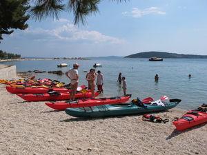 Kayaking in Croatia: Marjan Hill Scenic Peninsula