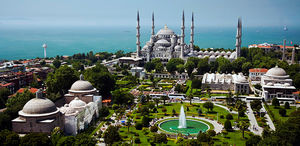 Visit Istanbul this summer for a real Turkish delight
