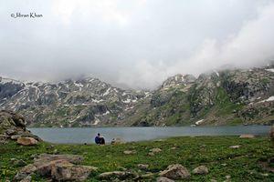 """Date with Himalayas (Trek to Alpine Lake """"Tara Sar"""" Lashan-Pinjan)"""