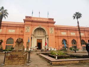 Cairo Museum 1/2 by Tripoto