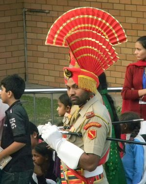 Visit to Golden Temple and Wagah Border