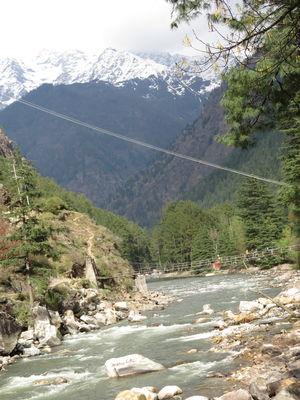 weekend  relaxing at Kasol and trek to Kheerganga , Himachal pradesh