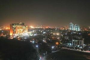 Gurgaon: The city of keen paradox