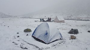 Finding Ourself - Trek to Chandratal via Hampta Pass