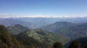 Shimla -> Narkanda -> Chail (The Royal Enfield Diaries)