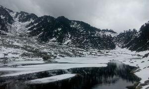 Kareri lake: A Hidden Paradise in Himalayan ranges( Dauladhar)
