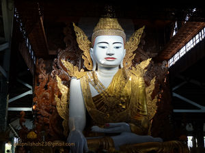 Yangon, Mandalay, Sagaing, Inn Wa, U-Bein