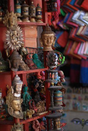 Three days in Kathmandu
