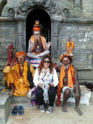 Incredible India and travelcoholic me