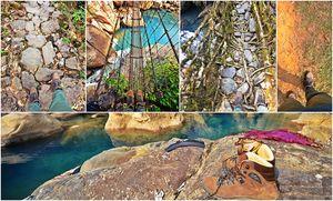 A Trip to Paradise: Natural Pool & Living Bridge