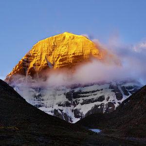The unattainable ascent: Mount Kailash
